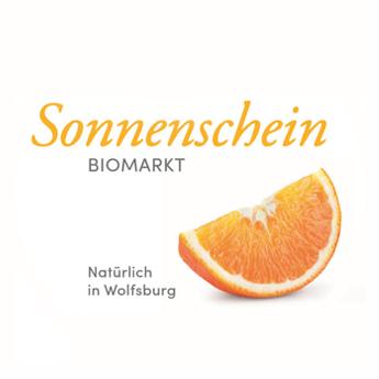 Sonnenschein Biomarkt - Logo